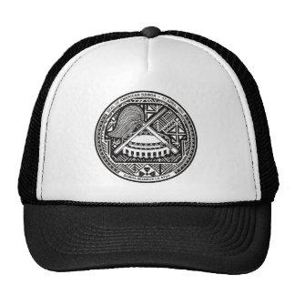 american samoa seal mesh hats