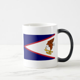 American Samoa Seal Magic Mug