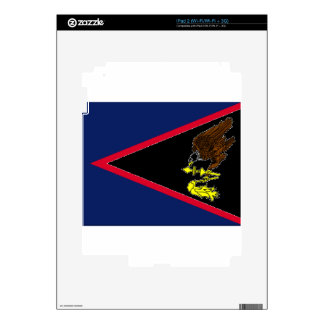 AMERICAN SAMOA SKINS FOR iPad 2