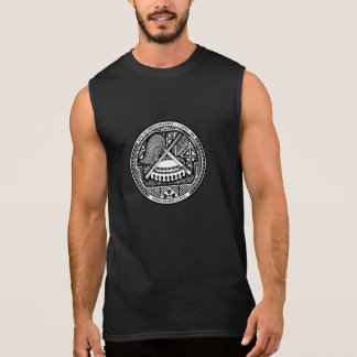American Samoan coat of arms Sleeveless Shirt