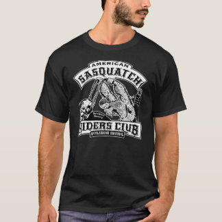 American Sasquatch Riders Club T-Shirt