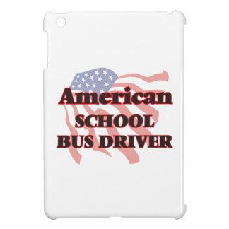 American School Bus Driver Cover For The iPad Mini