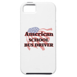 American School Bus Driver iPhone 5 Cases