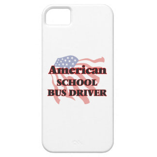 American School Bus Driver iPhone 5 Covers