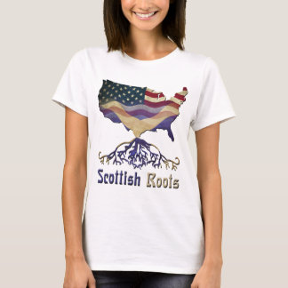American Scottish Roots T-Shirt