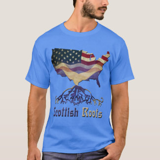 American Scottish Roots Tee