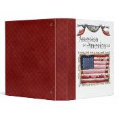 American Scrapbook binder