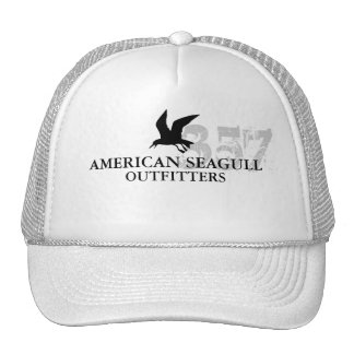 American Seagull Outfitters Trucker Hat