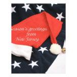 American season's greetings New Jersey Custom Flyer