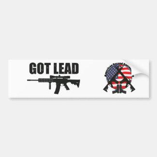 American Second Amendment Bumper Sticker