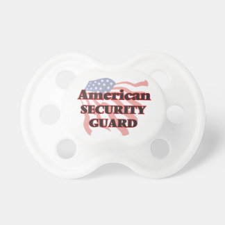 American Security Guard BooginHead Pacifier