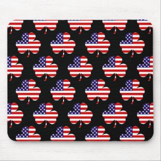 American Shamrock Mousemats