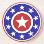 American Shield Coaster