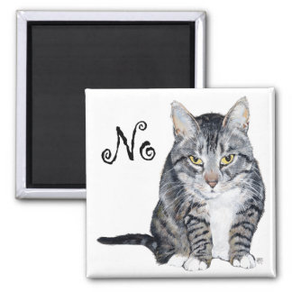 American Shorthair Cat - No Fridge Magnet