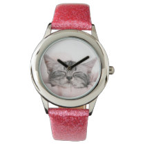 American Shorthair Cat Wristwatch