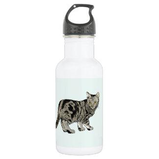 American Shorthair Water Bottle
