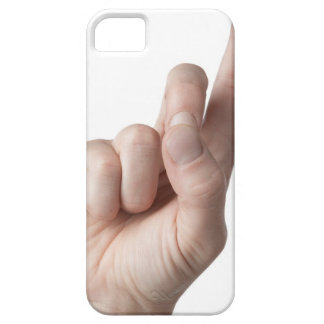 American Sign Language 12 iPhone 5 Covers