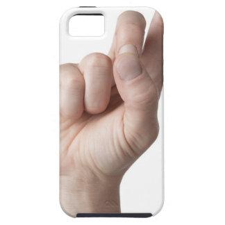 American Sign Language 12 iPhone SE/5/5s Case