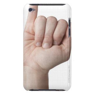 American Sign Language 13 iPod Case-Mate Case
