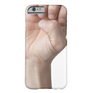 American Sign Language 14 Barely There iPhone 6 Case