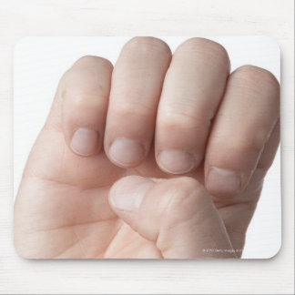 American Sign Language 14 Mouse Pad