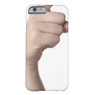 American Sign Language 15 Barely There iPhone 6 Case