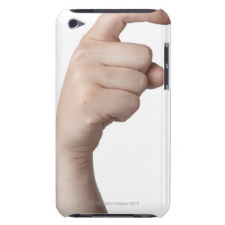 American Sign Language 15 Barely There iPod Case