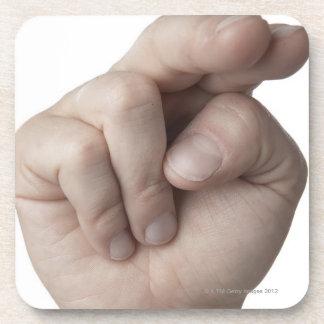 American Sign Language 16 Coasters