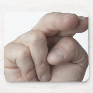 American Sign Language 16 Mouse Pad