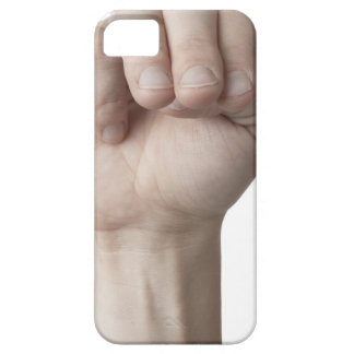 American Sign Language 18 iPhone 5 Cover