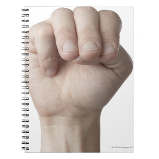 American Sign Language 18 Spiral Notebook