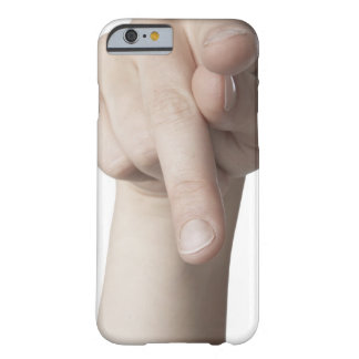 American Sign Language 20 Barely There iPhone 6 Case