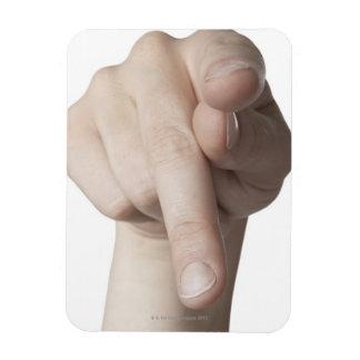 American Sign Language 20 Rectangular Magnets