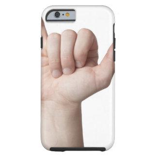 American Sign Language 22 Tough iPhone 6 Case