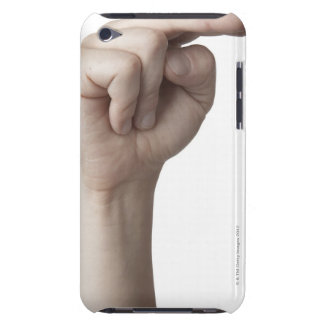 American Sign Language 23 Barely There iPod Cover