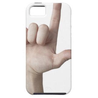 American Sign Language 25 iPhone 5 Case