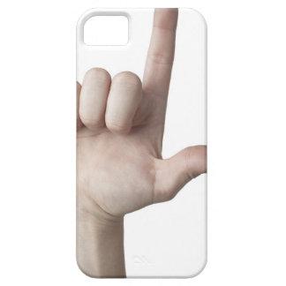 American Sign Language 25 iPhone SE/5/5s Case