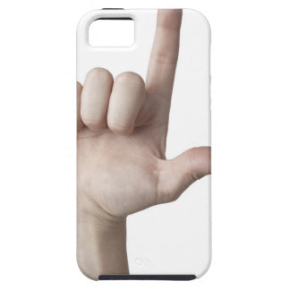 American Sign Language 25 iPhone SE/5/5s Case
