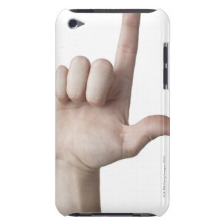 American Sign Language 25 iPod Touch Case-Mate Case