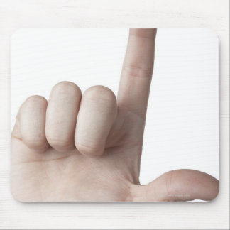 American Sign Language 25 Mouse Pad