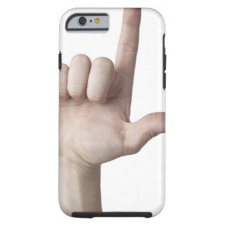 American Sign Language 25 Tough iPhone 6 Case