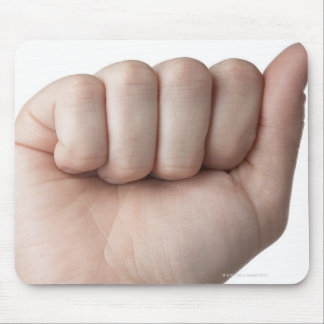 American Sign Language 26 Mouse Pad