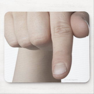 American Sign Language 27 Mouse Pad
