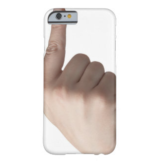American Sign Language 28 Barely There iPhone 6 Case
