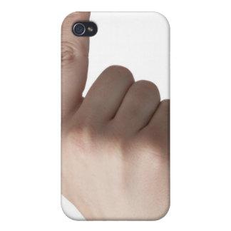 American Sign Language 28 iPhone 4/4S Cases
