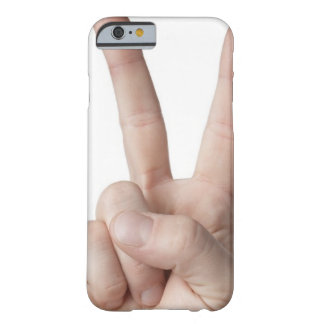 American Sign Language 3 Barely There iPhone 6 Case