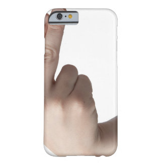 American Sign Language 4 Barely There iPhone 6 Case
