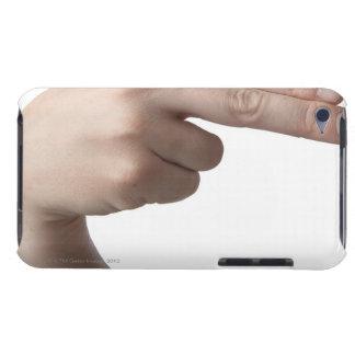 American Sign Language 4 iPod Case-Mate Case