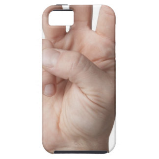 American Sign Language 6 iPhone 5 Covers