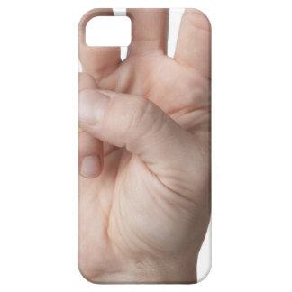 American Sign Language 6 iPhone SE/5/5s Case